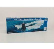 Trumpeter - USS Sea Wolf