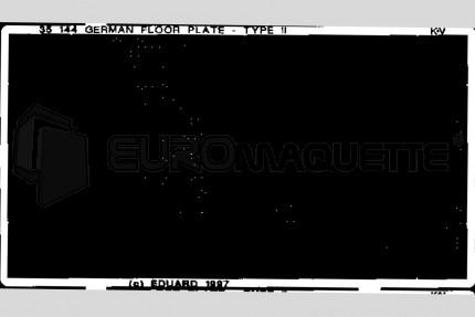 Eduard - German floor plate (2)