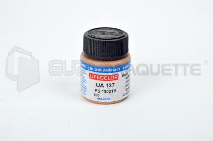 Life Color - Brun sable RLM79b UA137 (pot 22ml)