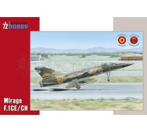 Special hobby - Mirage F1 E/CH