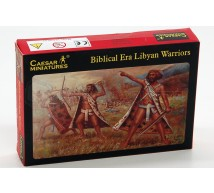Caesar miniatures - Guerrier Lybiens