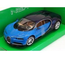 Welly - Bugatti Chiron 2016 bleue