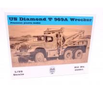 Mirror - Diamond T969A Wrecker