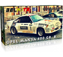 Belkits - Opel Manta 400 Gr.B Mc Rae