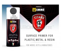 Mig products - Panzergrau matt primer 400ml