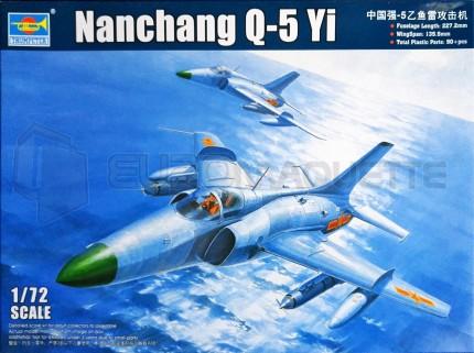 Trumpeter - Nanchang Q-5 Yi