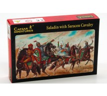 Caesar miniatures - Sarasins