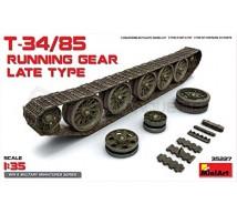 Miniart - T-34-85 running gear late type