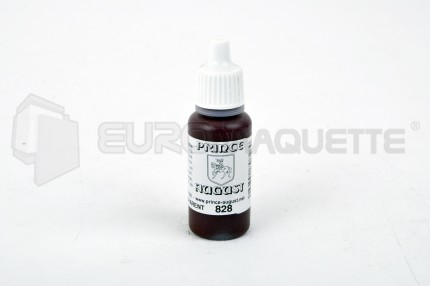 Prince August - Acajou transparent 828 (pot 17ml)