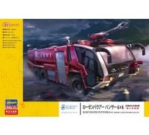Hasegawa - Panther 6x6 Fire Truck JMSDF