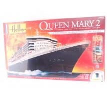Heller - Coffret Queen Mary 2