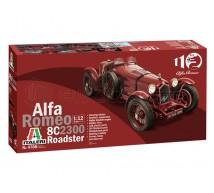 Italeri - Alfa Romeo 8C Roadster
