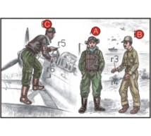Cmk - Pilote & mécano Japonais