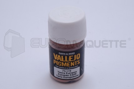 Vallejo - Pigments European earth