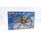 Revell - Mil Mi-24D