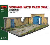 Miniart - Farm wall diotama