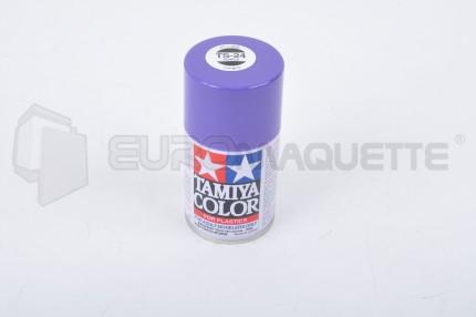 Tamiya - Violet Brillant TS-24 (bombe 100ml)