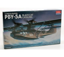 Academy - PBY-5A Black Cat