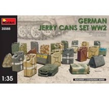 Miniart - German Jerry Can set