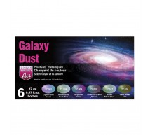 Prince august - Coffret Galaxy Dust metal colors (x6)