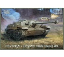 Ibg - Tank 40 M Zrinyi I