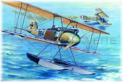 Eduard - Albatros W4 (profipack)