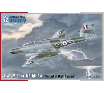Special hobby - AW Meteor NF Mk 14 & French decals