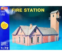 Miniart - Fire Station