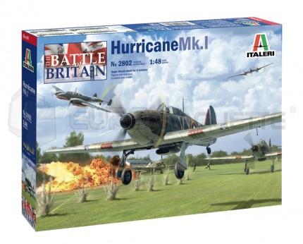 Italeri - Hurricane Mk I Battle of Britain