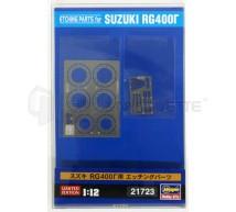 Hasegawa - Suzuki RG400 Detail set (for HAS21509)