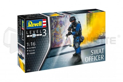 Revell - SWAT Officier