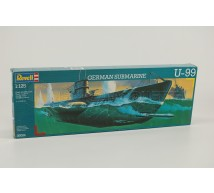 Revell - U-Boot Type VIIC U-99