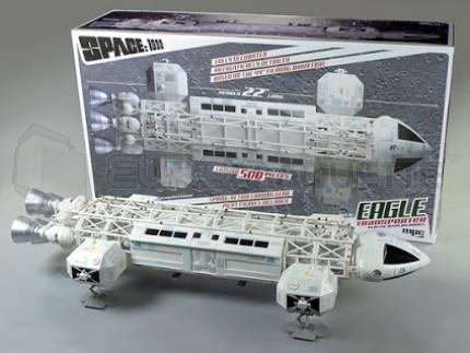 Mpc - Cosmos 1999 Eagle 1/48 (Monté)