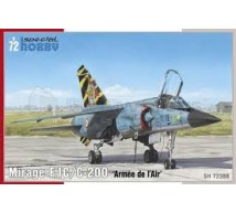 Special hobby - Mirage F1 C/C-200