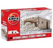 Airfix - Ruine petite maison Afghane