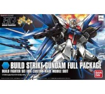 Bandai - HG Build Strike Gundam FP (0184468)
