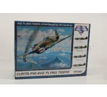 Vintage Fighter - P-40B Tigres Volants