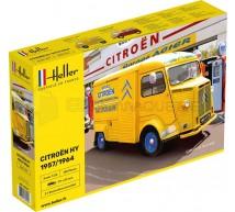 Heller - Citroen Tube HY 1957/64