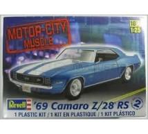 Revell / Monogram - Camaro Z 28 1969