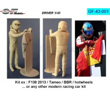 Gf models - Pilote F1 2013