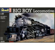 Revell - Loco. Big Boy