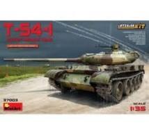 Miniart - T-54-I & interior