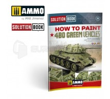 Mig products - How to paint 4BO Vehicles