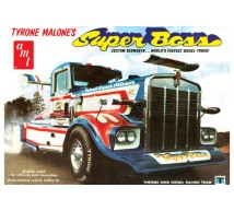 Amt - Super Boss dragster Truck