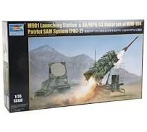 Trumpeter - Patriot Launching station & Radar set