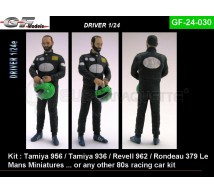 Gf Models - Pescarolo