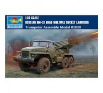 Trumpeter - BM-21 Grad MRL