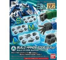 Bandai - HG Build hands edge SML (0230832)
