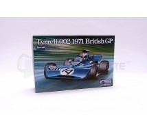 EBBRO - Tyrrell 002 British GP 1971