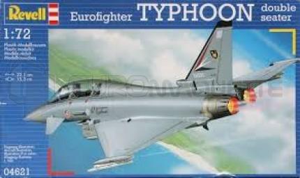 Revell - Eurofighter Typhoon biplace